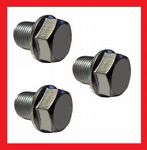 Sump Plugs (x3) - Honda Dream 50